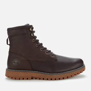 Timberland Men's Jackson's Landing Waterproof Boots - Dark Brown