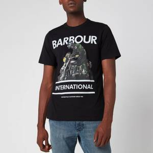 Barbour International Men's Heritage T-Shirt - Black