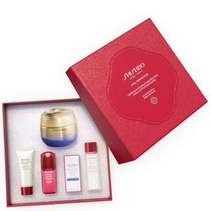 Shiseido Vital Perfection Uplifting and Firming Cream Enriched Holiday Kit (Worth £149.95)
