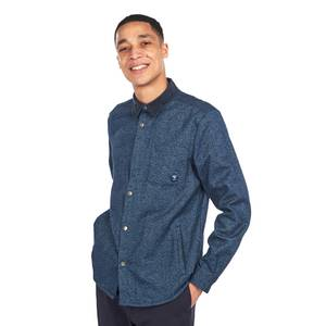 Barbour Beacon Men's Terrence Overshirt - Indigo