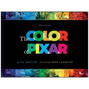 The Color of Pixar Hardback Book