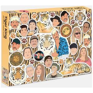 Tiger King Jigsaw Puzzle