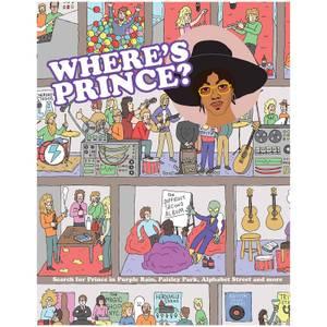 Where's Prince? Book