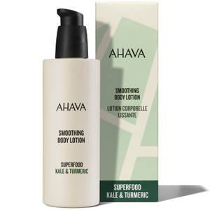 AHAVA Smoothing Kale and Turmeric Body Lotion 250ml