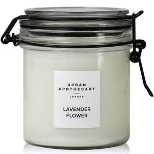 Urban Apothecary Lavender Flower Kilner Jar Candle - 250g