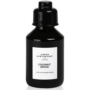 Urban Apothecary Coconut Grove Luxury Hand Sanitiser Gel - 100ml