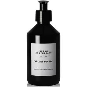 Urban Apothecary Velvet Peony Luxury Hand Sanitiser Gel - 300ml