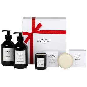 Urban Apothecary Fig Tree Luxury Bath and Body Gift Set (4 Pieces)