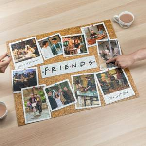 Friends Jigsaw Puzzle - Seasons