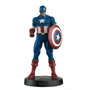 Eaglemoss Marvel Captain America Figure