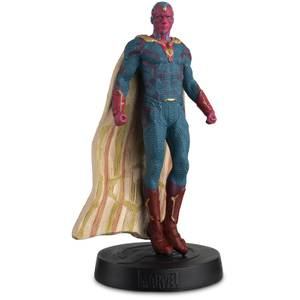 Eaglemoss Marvel Vision Figure