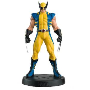 Eaglemoss Marvel Wolverine Figure