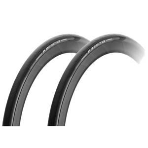 Pirelli P-Zero Race Tubeless Ready Clincher Road Tire Twin Pack