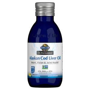 Alaskan Cod Liver Oil - 200ml
