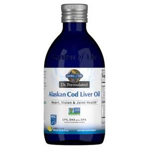 Aceite de hígado de bacalao de Alaska Dr. Formulated 80