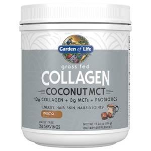 Collagen Coconut MCT Mocha