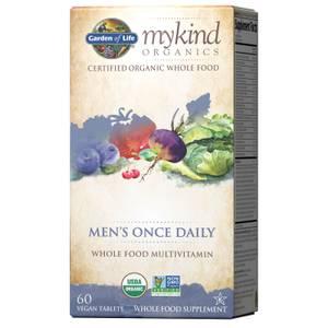 mykind Organics Mannen Eenmaal Daags - 60 tabletten