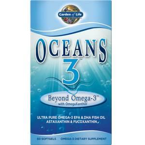 Oceans 3 Beyond Omega - 3 - 60 Softgels