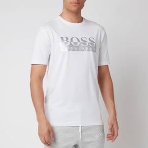 BOSS Men's Tee 4 T-Shirt - White