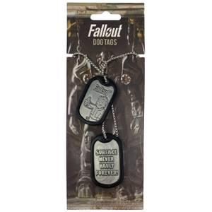 Fallout Dog Tags
