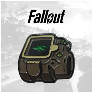 Fallout Pip Boy Limited Edition Pin Badge
