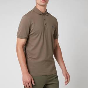 BOSS Men's Passenger Polo Shirt - Beige/Khaki