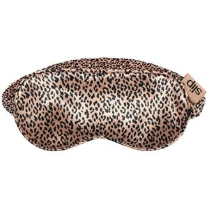 Slip Limited Edition Silk Sleep Mask - Rose Leopard