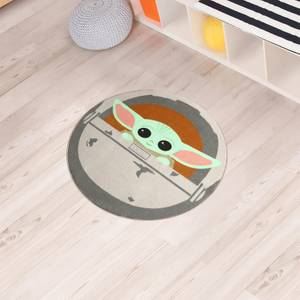 The Child Round Area Rug - 39 Inch