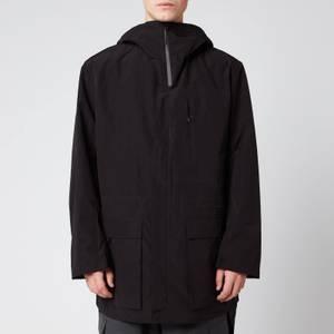 Y-3 Men's Classic Dorico Nylon Parka - Black