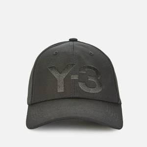 Y-3 Men's Classic Logo Cap - Black