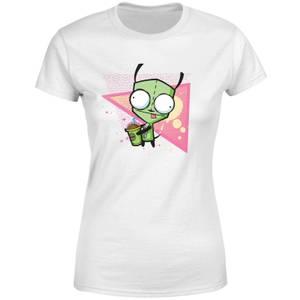 Invader Zim Gir Women's T-Shirt - White