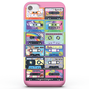 Nickelodeon Casettes Phone Case for iPhone and Android