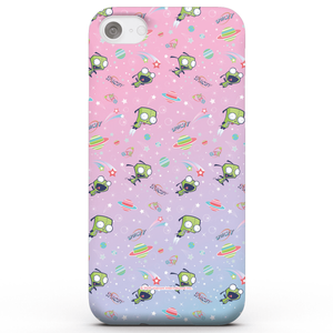Invader Zim GIR In Space Phone Case for iPhone and Android