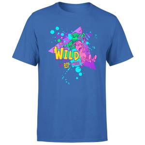 Wild Thornberrys Wild Men's T-Shirt - Royal Blauw