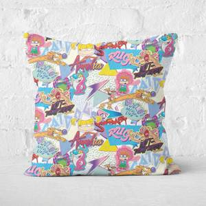 Nickelodeon Cartoon Cushion Square Cushion
