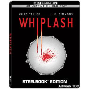 Exclusivité Zavvi : Steelbook Whiplash - 4K Ultra HD (Includes 2D Blu-ray)