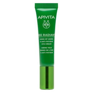 APIVITA Bee Radiant Signs of Ageing and Anti-Fatigue Eye Cream 15ml