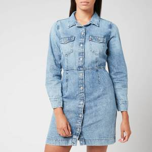 Levi's Women's Ellie Denim Dress - Passing Me By