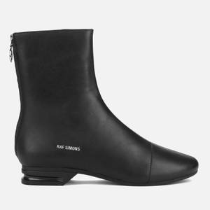 RAF Simons Runner Men's 2001-2 High Ankle Boots - Black