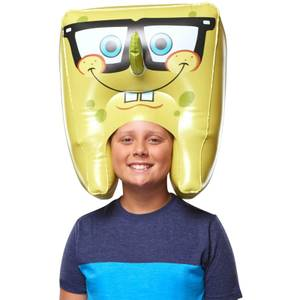 SpongeBob SpongeHeads - SpongeBob Glasses Wearable Inflatable