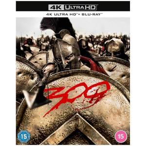 300 4K + Blu-ray 2D