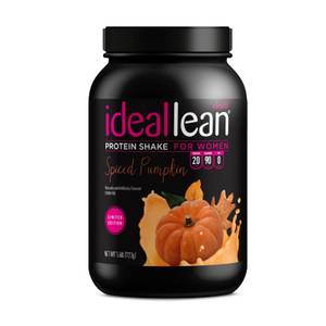 IdealLean Protein - Spiced Pumpkin - 30 Servings