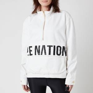 P.E Nation Women's 1967 Jacket - Optic White
