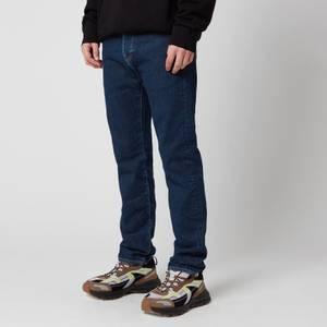 Edwin Men's Ed-80 Slim Tapered Yoshiko Left Hand Akira Wash Jeans - Blue