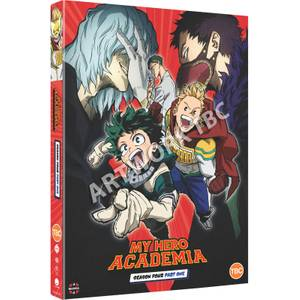 My Hero Academia: Season 4 Part 1