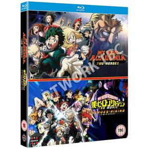 My Hero Academia: Movie Double Pack: Two Heroes & Heroes Rising