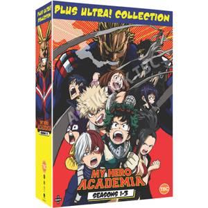 My Hero Academia: Collection Box Seasons 1-3