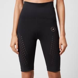 adidas by Stella McCartney Women's Truepure Cycle Shorts - Black