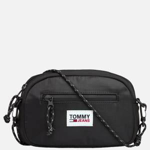 Tommy Jeans Men's Urban Tech 2 Way Bumbag - Black