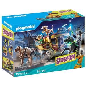 Playmobil Scooby Doo! Adventure in the Wild West (70364)